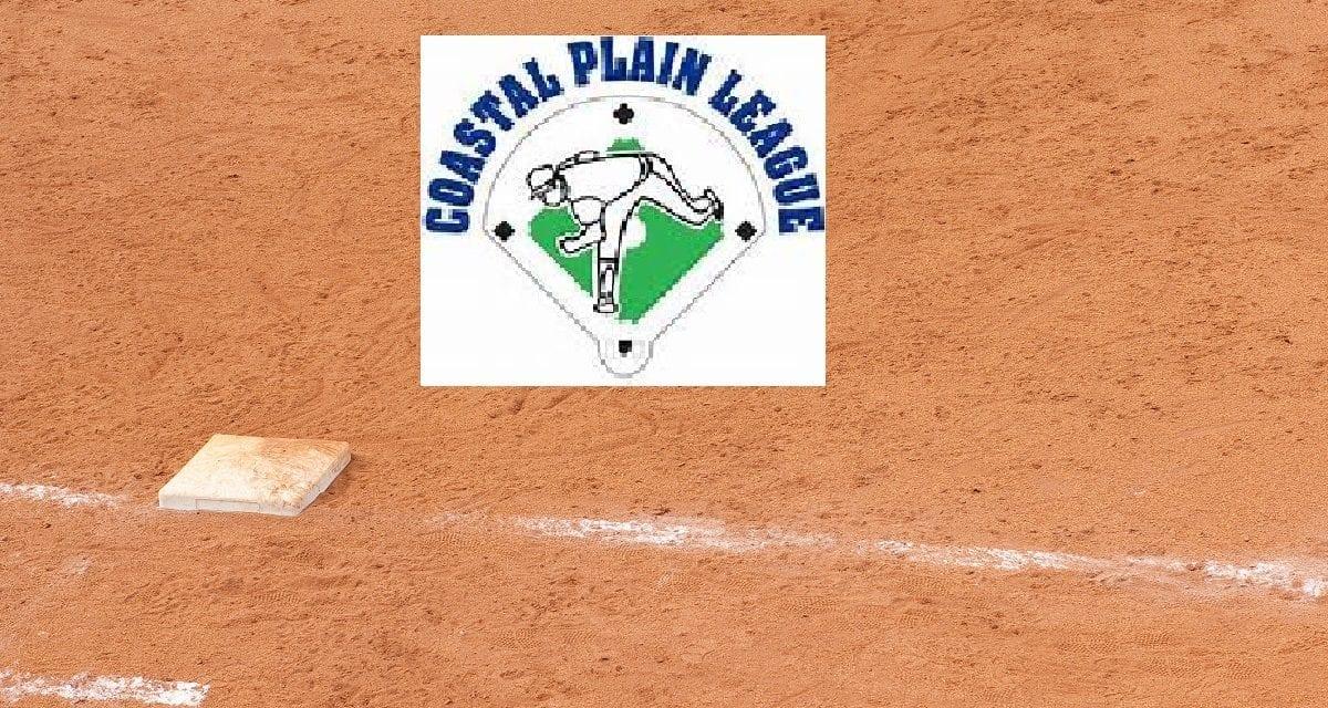 2021 Coastal Plain League Schedule Announced!