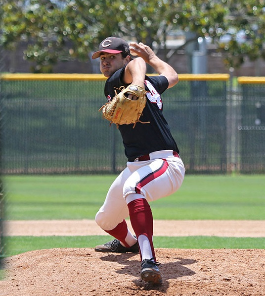 Chapman's Nick Garcia Drafted by Pirates in 3rd Round