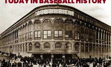 This Day In Baseball History February 4th