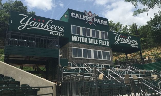 Calfee Park Baseball, Inc Debuts New Appalachian League Team Name