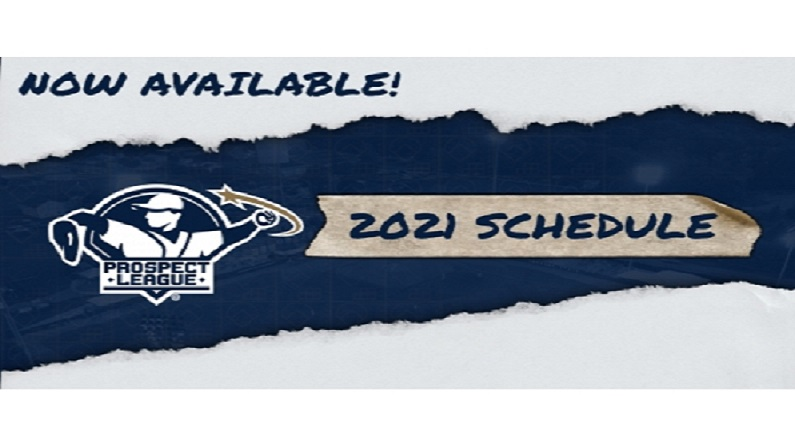 Prospect League Announces 2021 Schedule