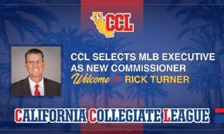 Rick Turner Named New CCL Commissioner