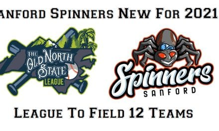 Sanford Spinners Newest Addition To Old North State League